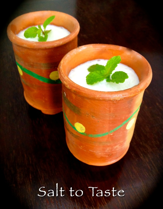 Cucumber Lassi 20 Feb 2016