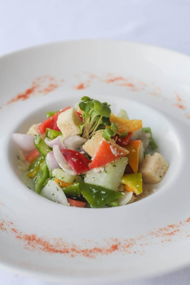 Appetizer - Salad - Panzanella