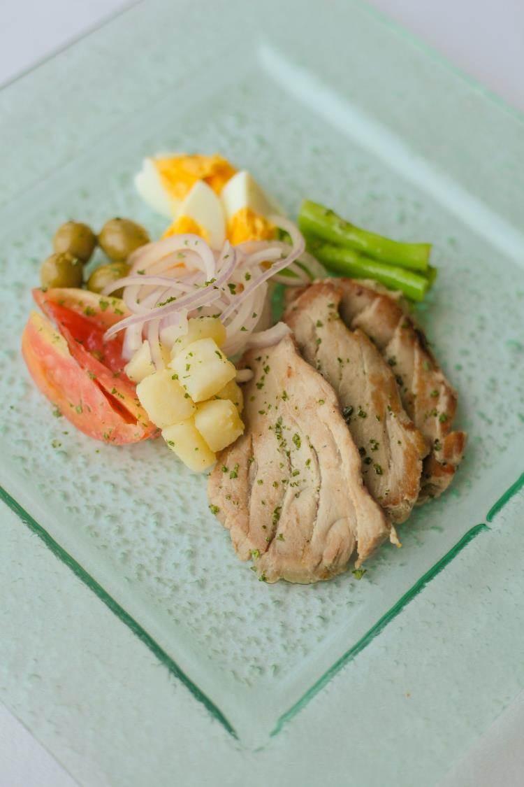 Appetizer - Salad - Salad Nicoise