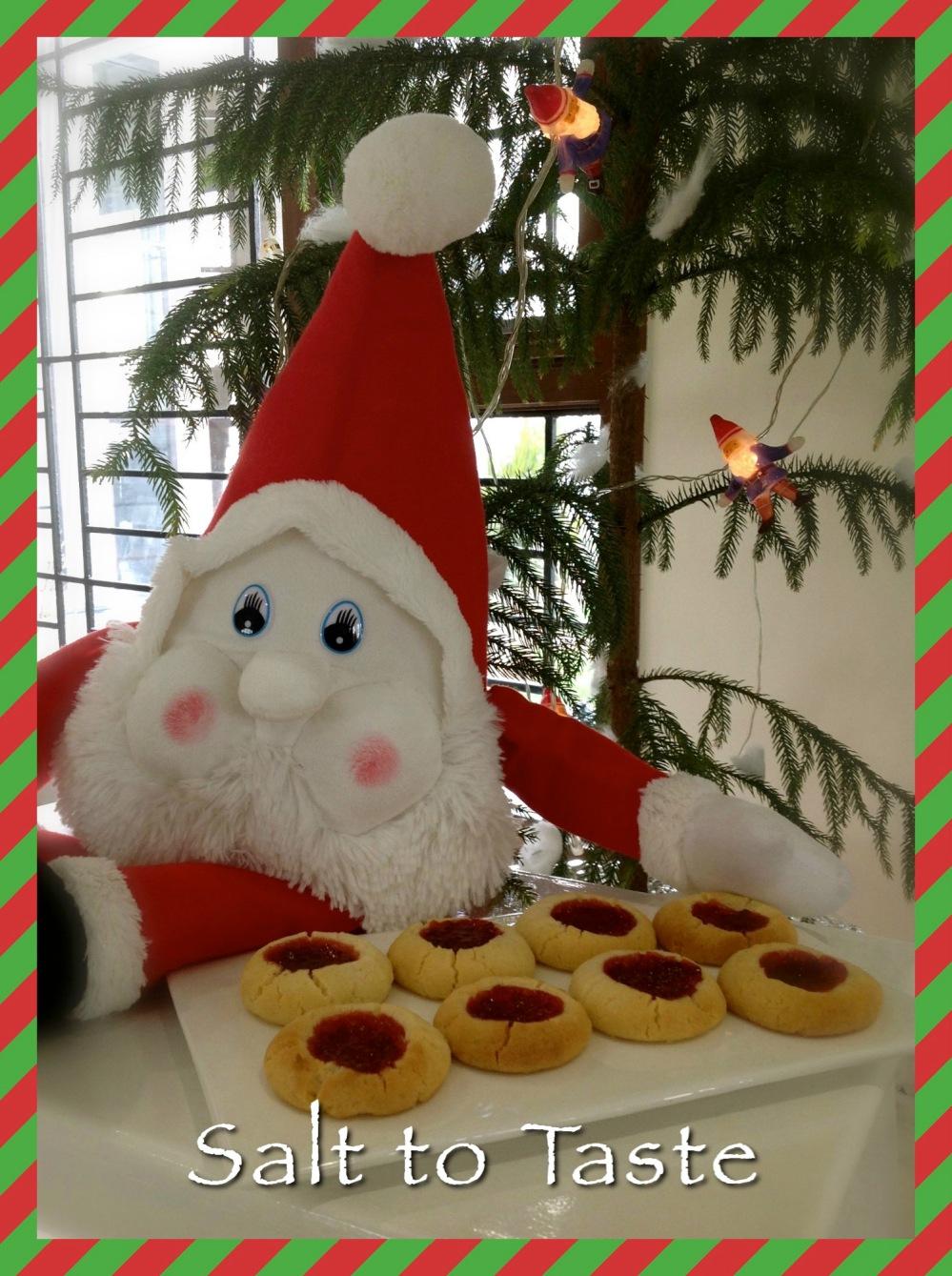 Cookies for Santa 24 Dec 2014
