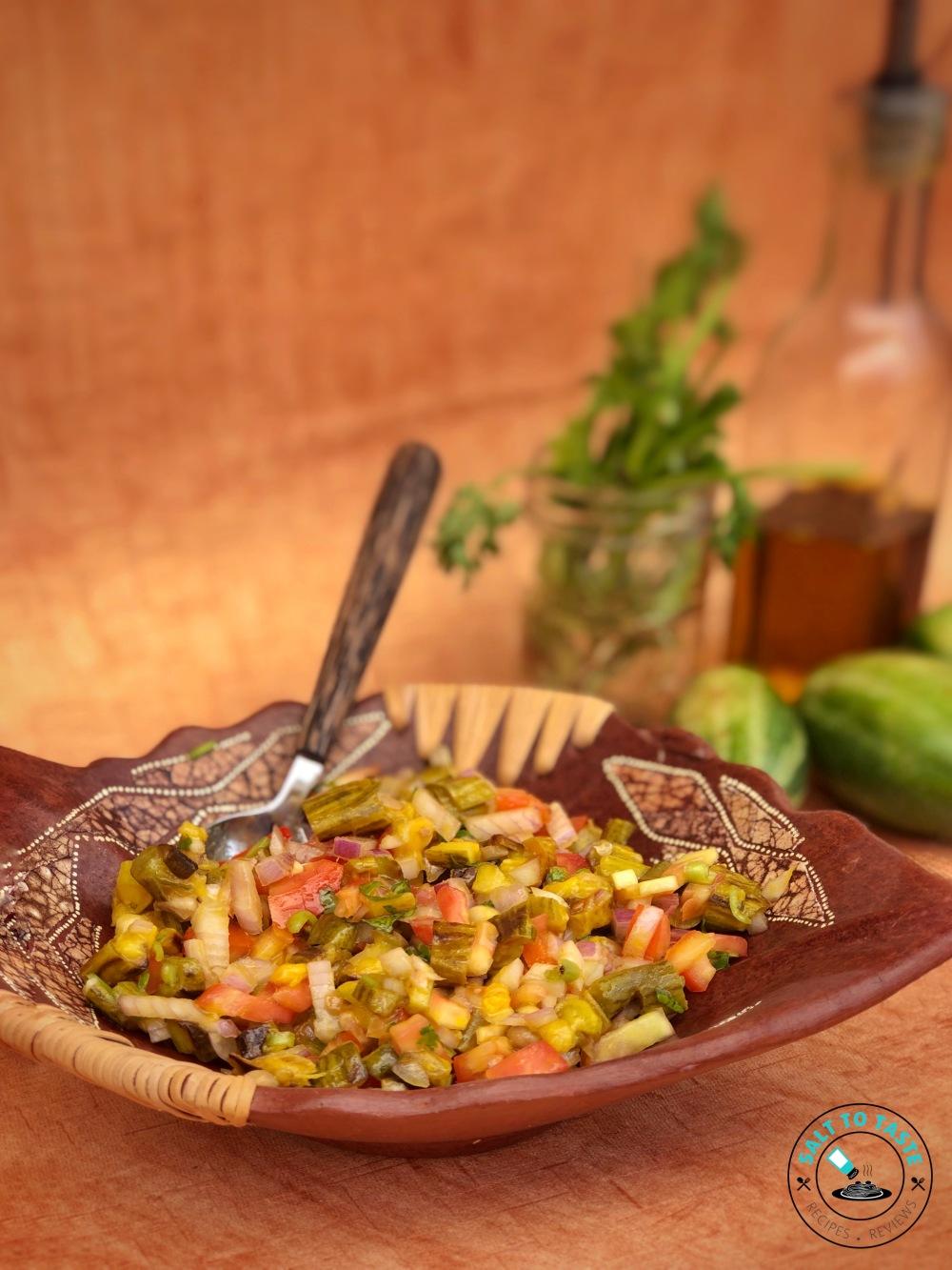 Parmal Salad